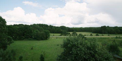 Viljaait - vaade aknast
